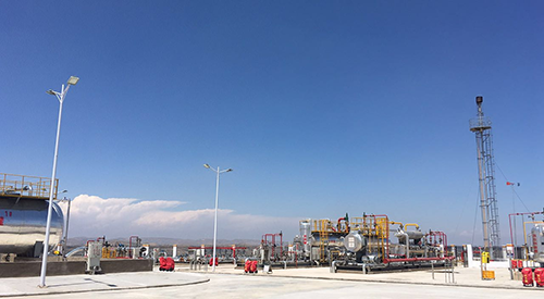 航天泵阀青阳岔处理厂全面竣工