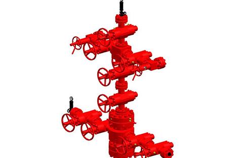 气井井口一体化装置