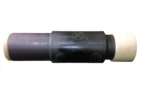 液压活塞式套管扶正器